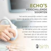 Zwanger Echo Zwolle